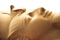 Statue of Pharaoh  Ramses II Royalty Free Stock Photo