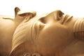 Statue of Pharaoh  Ramses II Royalty Free Stock Photo