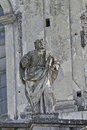 Statue of the saint  Joseph Royalty Free Stock Photo