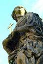 The Statue Of Saints Barbara, ...