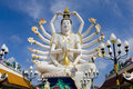 Statue of Shiva , Thailand Royalty Free Stock Photography