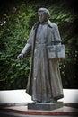 Statue of Slovak National bard