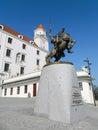 Statue of Svatopluk
