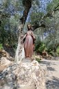 Statue of the Virgin Mary. The House of the Virgin Mary Meryema