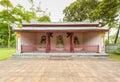 Statues Of Liu Bei, Guan Yu, A...