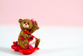 Statuette Valentines Day Bear