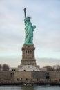 Statute of Liberty, NY Royalty Free Stock Photo