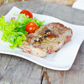 Steak Lizenzfreies Stockbild