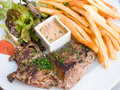 Steak beef Stock Image