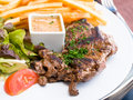 Steak beef Royalty Free Stock Photos
