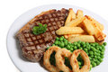 Steak Dinner Royalty Free Stock Image