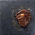 Steak Ribeye Royalty Free Stock Photo