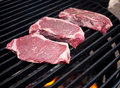Steaks Royalty Free Stock Image