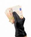Stealing Euros