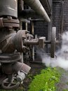 Steam Stock Photography
