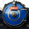 Steam-engine 498 022 Royalty Free Stock Photo