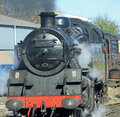 Steam loco Royalty Free Stock Images