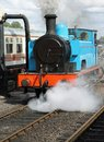 Steam loco Royalty Free Stock Photo
