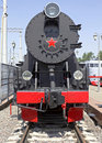Steam locomotive 4 Stock Photography