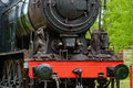 Steam locomotive Royalty Free Stock Photo