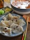 Shanghai soup dumpling Royalty Free Stock Photo