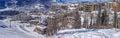 Steamboat Springs ski area Royalty Free Stock Photo