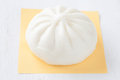 Steamed bun Royalty Free Stock Photo