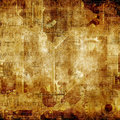 Steampunk background a square size brown abstract Stock Photos