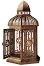 Steampunk cage Royalty Free Stock Image