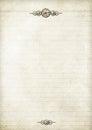 Steampunk Notepaper