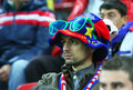 Steaua Bucharest - Maccabi Haifa Stock Photography
