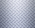 Steel alloy diamond plate Royalty Free Stock Photo