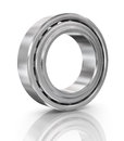 Steel ball bearing. Royalty Free Stock Photo