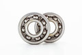 Steel ball bearing Royalty Free Stock Photo