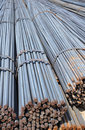 Steel bar Stock Images