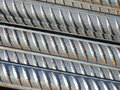 Steel bars Royalty Free Stock Photography