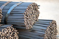 Steel bars Royalty Free Stock Photo