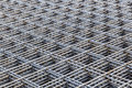 Steel Bars Stacked For Construction Royalty Free Stock Photo