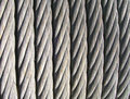Steel cable Royalty Free Stock Image