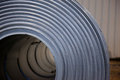 Steel coil Stock Photography