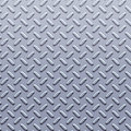Steel diamond plate background Royalty Free Stock Photo