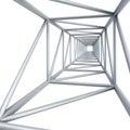 Steel girder Stock Photos