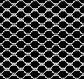 Steel grid Stock Image