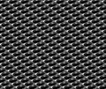 Steel grid industrial seamless background with round holes Royalty Free Stock Photography