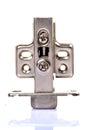 Steel hing Royalty Free Stock Photo