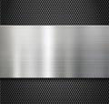 Steel Metal Plate Over Comb Gr...