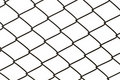 Steel net Stock Photography