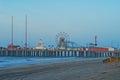 Steel Pier Atlantic City, NJ. Royalty Free Stock Photo