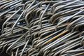 Steel Reinforcement Royalty Free Stock Images