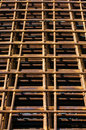 Steel reinforcement Royalty Free Stock Photo